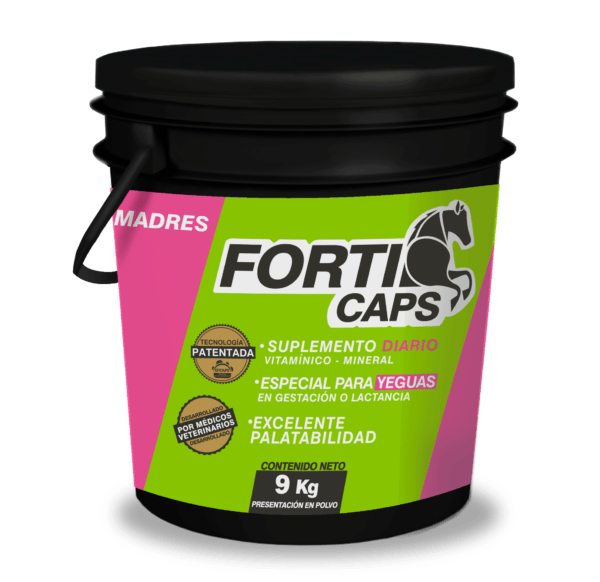 Forticaps Madres